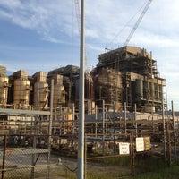 Photo taken at Luminant Power Station, Martin Lake by Aron C. on 4/10/2012
