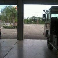 Photo taken at Cuerpo de Bomberos Samborondon by Jaime M. on 3/25/2012