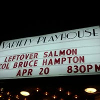 Photo taken at Variety Playhouse by Sara H. on 4/21/2012
