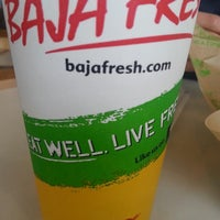 Photo taken at Baja Fresh Mexican Grill by Mike S. on 3/2/2014