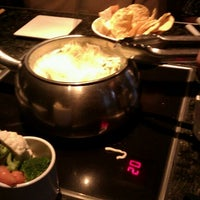 Photo taken at The Melting Pot by Morbidelidy . on 10/7/2012