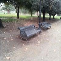 Photo taken at Laguna Parque de Los Reyes by Nok Kine on 6/23/2013