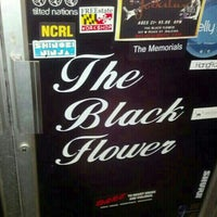Photo taken at Black Flower by Nyce D. on 10/29/2012