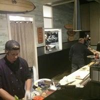 Photo taken at Bento Box Sushi Bar & Asian Kitchen by Charlie O. on 5/24/2014