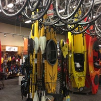 Photo taken at REI by Gene on 4/17/2013