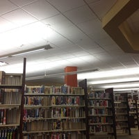Photo taken at Mid-Continent Public Library North Independence Branch by Zachary C. on 1/28/2014