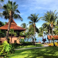 Photo taken at Anantara Hua Hin Resort and Spa by Kreetha S. on 4/23/2013