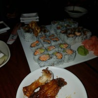 Photo taken at Aloha Sushi by Poet T. on 11/17/2016