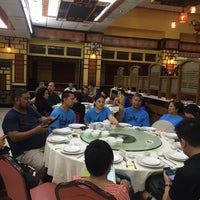 Photo taken at President Grand Palace Restaurant by Lucille F. on 3/10/2016