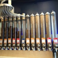 Photo taken at Roasting Plant Coffee by Hillary W. on 7/28/2013