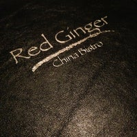 Photo taken at Red Ginger China Bistro by Richie G. on 8/17/2013