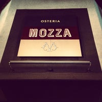 Photo taken at Osteria Mozza by Andrew G. on 4/13/2013