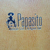 Photo taken at Papasito Mexican Grill And Agave Bar by JI Flow L. on 7/31/2013