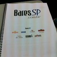 Photo taken at BaresSP Bartenders by Tiago V. on 8/16/2013