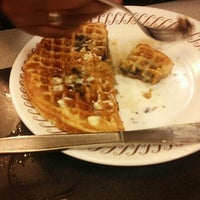 Photo taken at Waffle House by David D. on 8/10/2013