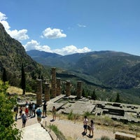 Photo taken at Temple of Apollo by Theyagarajan S. on 6/5/2016