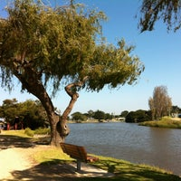 Photo taken at El Estero Park by Kimberly A. on 10/10/2013