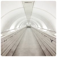 Photo taken at Bank London Underground and DLR Station by Fabien B. on 7/23/2013