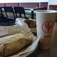 Photo taken at Qdoba Mexican Grill by Michael A. on 8/31/2013