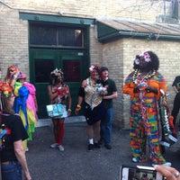 Photo taken at Bonham Exchange by Leuka🐺 R. on 4/22/2013