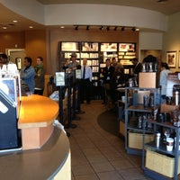 Photo taken at Starbucks by Paul W. on 10/8/2012