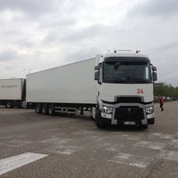 Photo taken at Renault Trucks by Guillaume B. on 10/9/2013
