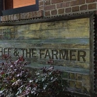 Photo taken at Chef & The Farmer by Cody W. on 10/19/2013