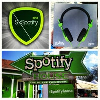 Photo taken at Spotify House by Mike R. on 3/14/2013