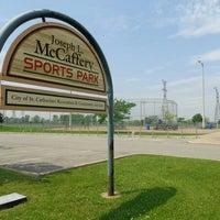 Photo taken at Joseph L. McCaffery Sports Park by Michael H. on 6/27/2015