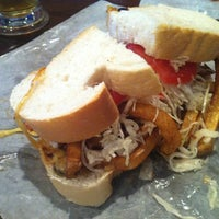 Photo taken at Primanti Bros. by Bobby C. on 4/7/2013