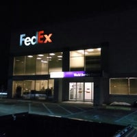 Photo taken at FedEx Ship Center by Daniel B. on 1/28/2014