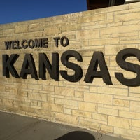 Photo taken at Kansas Travel Information Center by Cindy G. on 3/6/2015