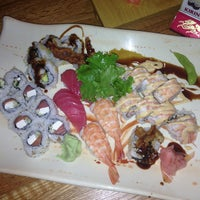 Photo taken at Kiku Japenese Steak House by Melissa J. on 8/9/2013