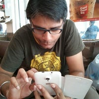 Photo taken at Cafe Coffee Day by Abhijeet M. on 7/7/2013