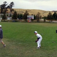Photo taken at Cordelia Tri-Valley Little League by Coach B. on 6/18/2016