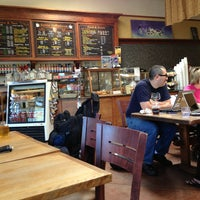 Photo taken at Zocalo Coffeehouse by Paul B. on 6/5/2013