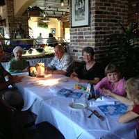 Photo taken at Landry's Seafood House by April V. on 11/20/2012