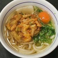 Photo taken at なか卯 池袋サンシャイン前店 by Hoppyman on 9/2/2016