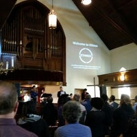 Photo taken at The Village Church by Richard P. on 11/18/2015