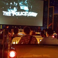 Photo taken at Sci-Fi Dine-In Theater by José Carlos R. on 6/14/2013