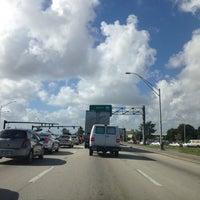 Photo taken at Interstate 95 & Atlantic Blvd by MARIA C. on 12/9/2013
