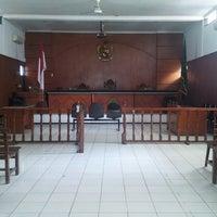 Photo taken at Pengadilan Negeri Kelas IA Bale Bandung by Abang G. on 10/27/2014