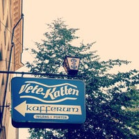 Photo taken at Vete-Katten by Koichi M. on 7/20/2013