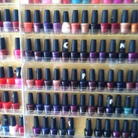 Photo taken at Daisy Nails by Ashley B. on 8/23/2013