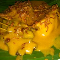 Photo taken at Sate Padang by Edy S. on 6/30/2014