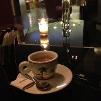 Photo taken at Amber Lounge by Fabrice B. on 10/5/2012