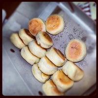Photo taken at Merlino Bakery, Tart & Bakpia by Bayu S. on 1/9/2013