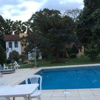 Photo taken at Hotel Do Campanário by Vitor Cesario on 7/12/2014