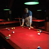 Photo taken at Sinuca's Bar by Polyanna A. on 9/21/2012