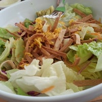 Photo taken at Super Salads by Ary A. on 11/24/2012